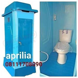 Toilet Portable VIP type B closet Duduk