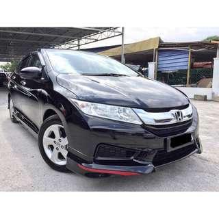 2015 Honda City 1.5 (A) FULL HONDA SERVICE RECORD