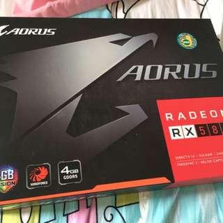 Aorus radeon rx 580 4gb