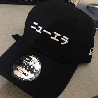 NEW ERA cap 帽(全新)