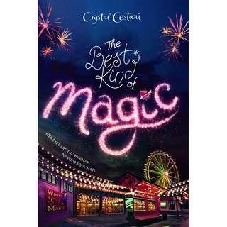 The Best Kind of Magic (Crystal Cestari)