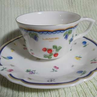 Lancel Paris Tea Cup