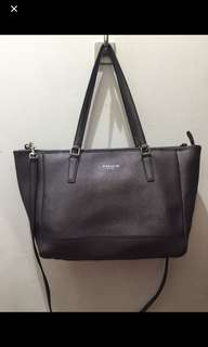 Authentic Coach hand bag body bag
