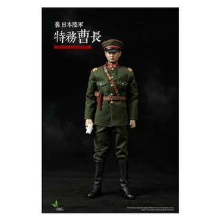 PO: Toys Power - CT010 - 1/6 Imperial Japanese Army Spy Sergeant (Type A, B)