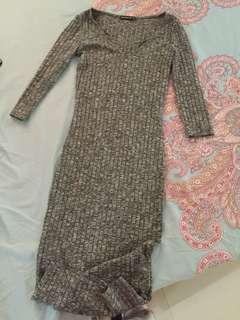 Terranova midi dress