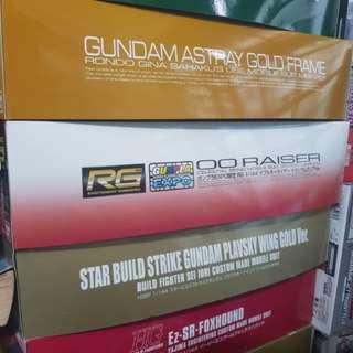 RG 00 RAISER GUNDAM