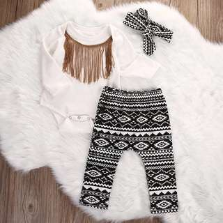 Baby Pants and top set