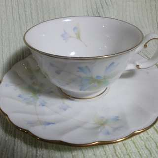 Contemporary Noritake Tea Cup