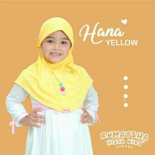 Jilbab Anak Hana Size S
