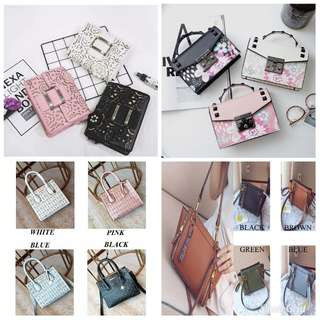 Tas sling bag import