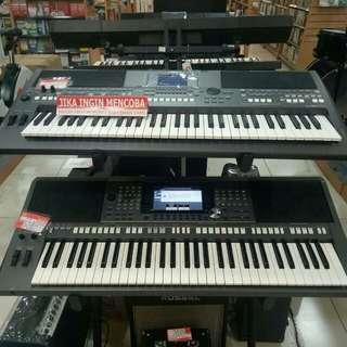 Keyboard Yamaha PSR S670/S970 Bisa Dicicil Tanpa Kartu Kredit
