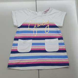 Juicy Couture Baby Top (6-12months)