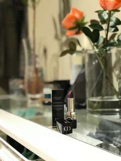 Rouge Dior Double Rouge Poison Purple Lipstick