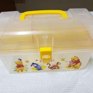 🚚 小熊維尼收納盒