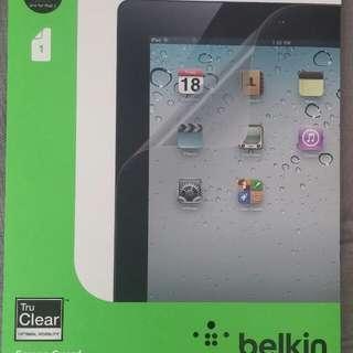 Original Belkin Ipad Screen Guard Transparent Protector