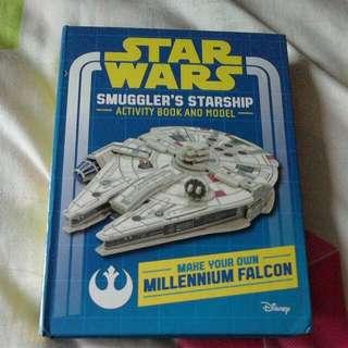 Star Wars Smuggler's Starship