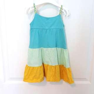 2T Baby Gap Colour Block Dress