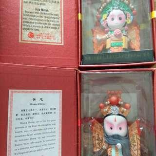 China Hero Figurines