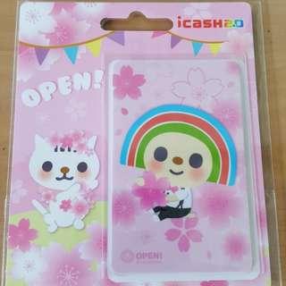 貨到付款【現貨】OPEN小將愛金卡OPEN醬icash2.0