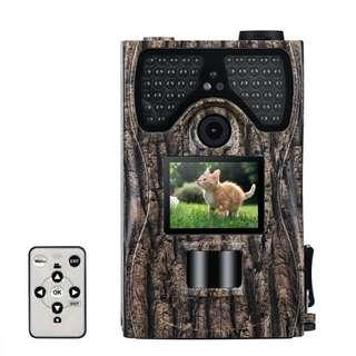 VENLIFE Trail Camera - 12MP Sensor, HD Resolutions, 48 IR LEDs, IP55 Waterproof Rating, 8 Months Standby (CVAIA-OG87)