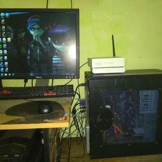 Komputer PC FullSet