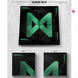 [PO] MONSTA X - The Connect : Dejavu Album