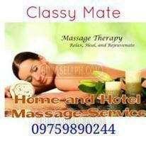 Classy Mate Home/Hotel Service Massage Service