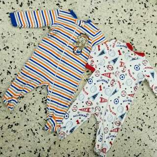Carter's baby jumpsuit 3-6month