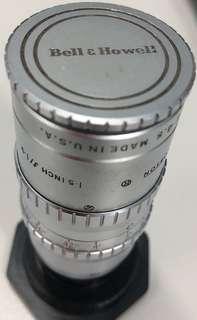 "Very rare very vintage Taylor-Hobson 1.5"" f/1.9"