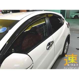 Honda Vezel Window Visors