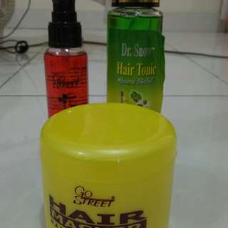 Hair care (masker, vitamin, tonic)