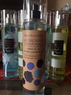 Bath & Body Works - Wildberry & Chamomile