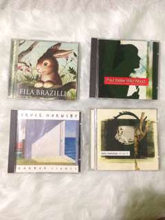 Vintage CD's Bundle