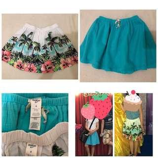 Oshkosh Bigosh girls skirt size4
