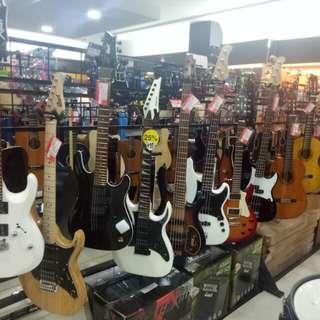 Gitar Elektrik Cort & Legacy Bisa Kredit tanpa DP