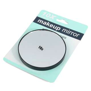 Magnifying Mirror 10X Makeup Suction Cup Compact Cosmetic Face Care Shave Travel