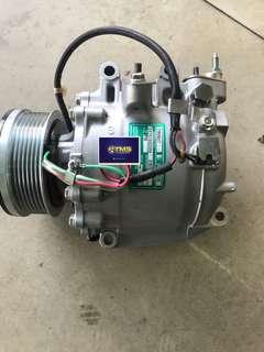 compressor original honda crv