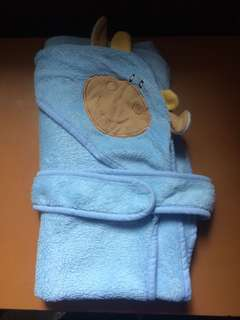 Hooded Towel blanket babies