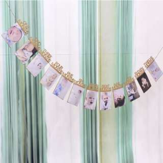 (In Stock) Party Photo Banner