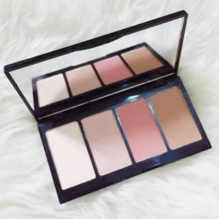 H&M Beauty Tender Rose Cheek Pro Palette