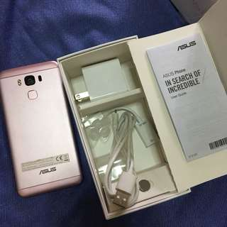 Asus Zenphone 3 Max 5.5 (pink)
