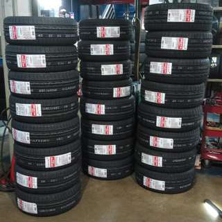 New Kumho Tyres Arrival, Cheapest in town, Promotion Price, Limited sets only
