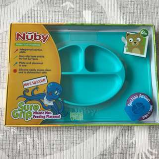 Brand new Nuby miracle mat - section plate