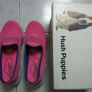 Sepatu wanita Hush Puppies made in Brazil