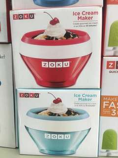 Imported Iced cream maker