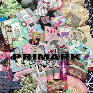 Primark quick preorder / spree help to buy