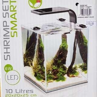 Nice designed Shrimp / Fish Tank Set