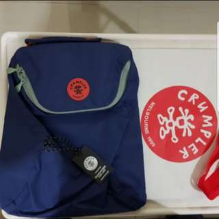 Authentic Crumpler Bag
