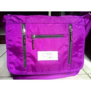 Purple : Cosé Sling/Body Bag