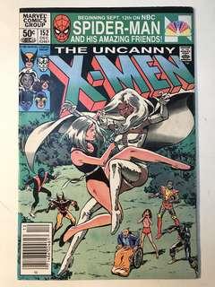 Uncanny X-Men # 152